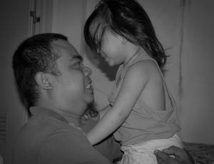 me and my little kishori
