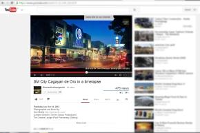 SM City Cagayan de Oro Film maker Govi Murillo