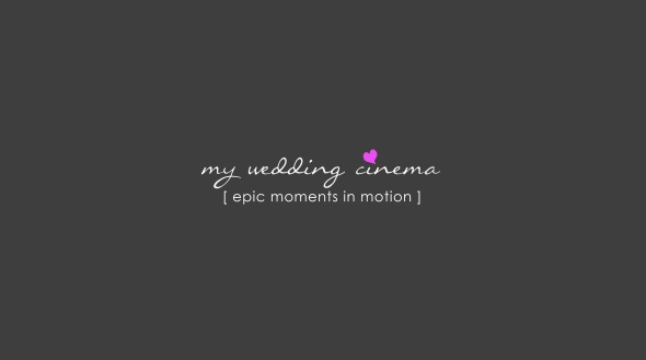 mywedding cinema logo