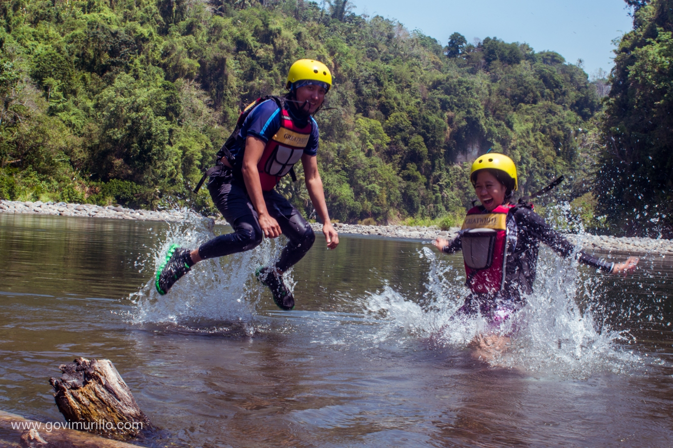 Great white water rafting cdo_clicks by_govi murillo-47