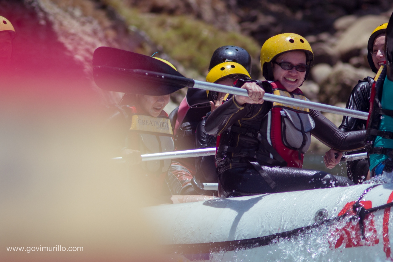 Great white water rafting cdo_clicks by_govi murillo-51