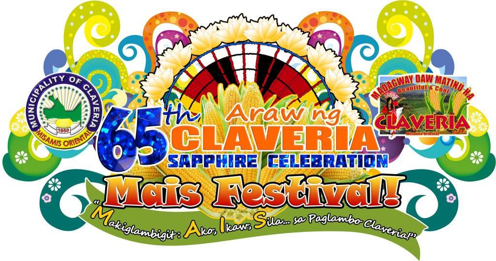 Claveria Misamis Oriental Mais Festival 2015 Logo_exploreClaveria