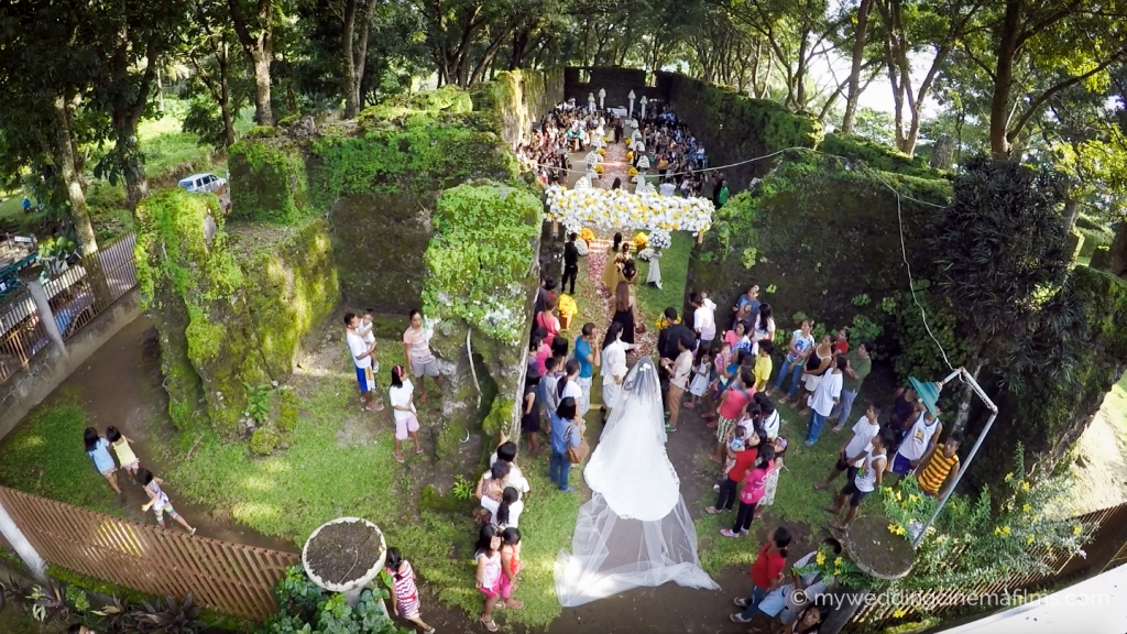 Camiguin Wedding Films and Photography_BBC and Church Ruins-5