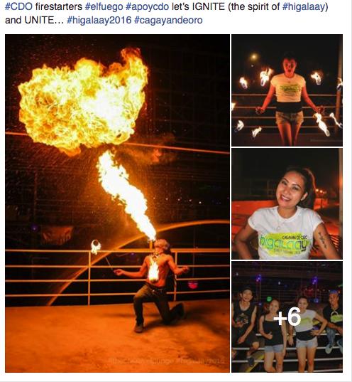 cdo fire artist higalaay2016