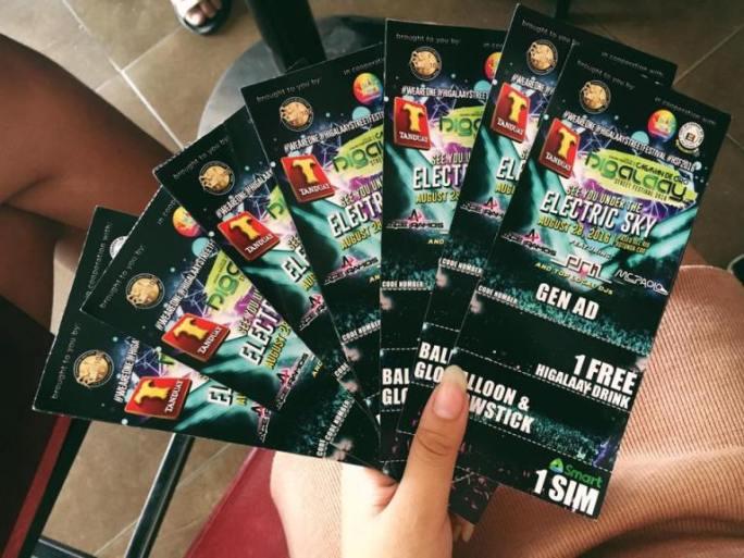 higalaay 2016 street festival tickets